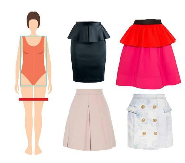 Информация про юбки