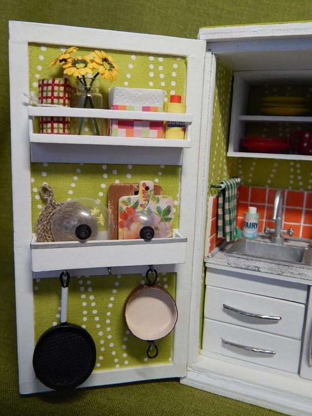 кухня-шкаф
