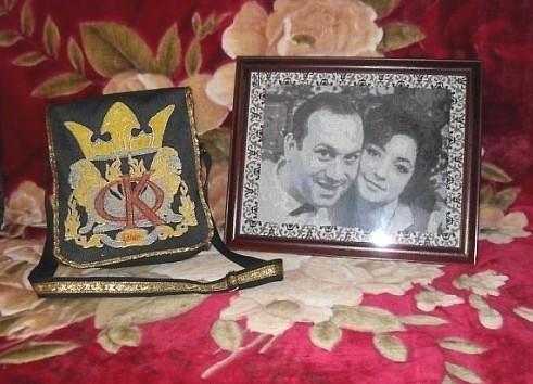 картина в подарок, вышивка крестом, сумка ручной работы, сумка женская, показ