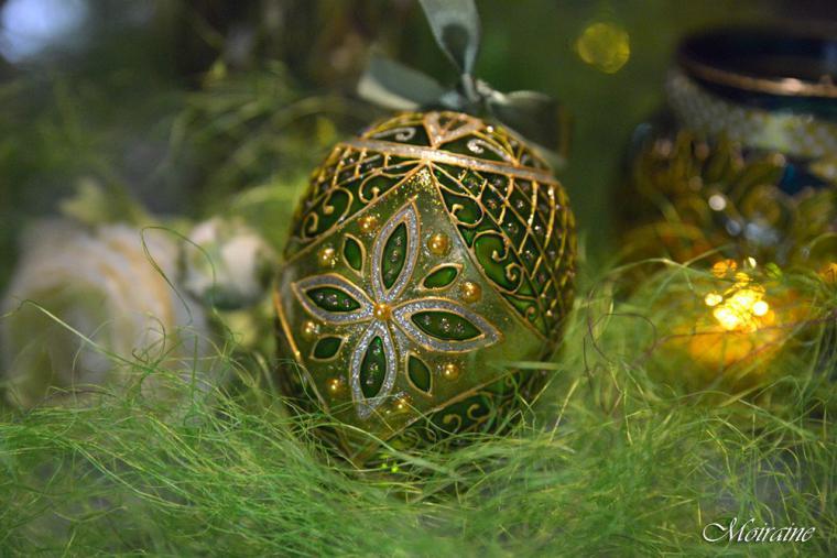 пасхальные яйца, новогодний декор