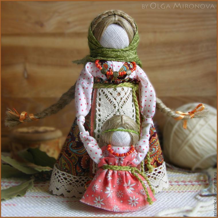 Кукла своими руками бабушка