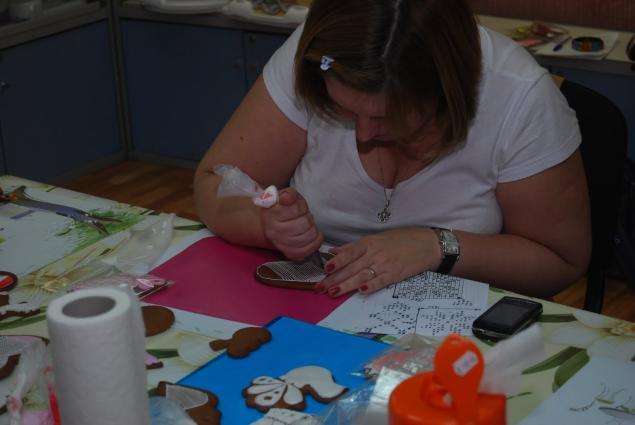 Инструменты для росписи пряников