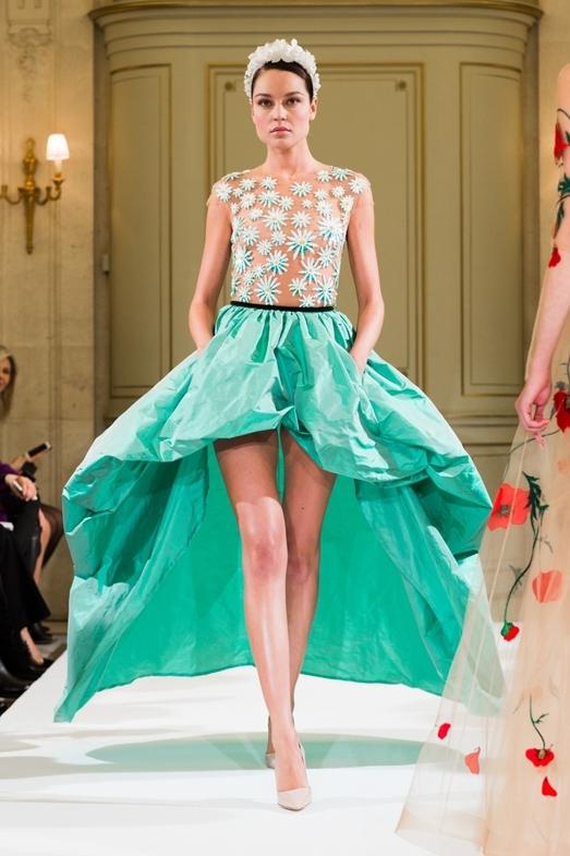 Yanina Haute Couture весна-лето 2014, фото № 13
