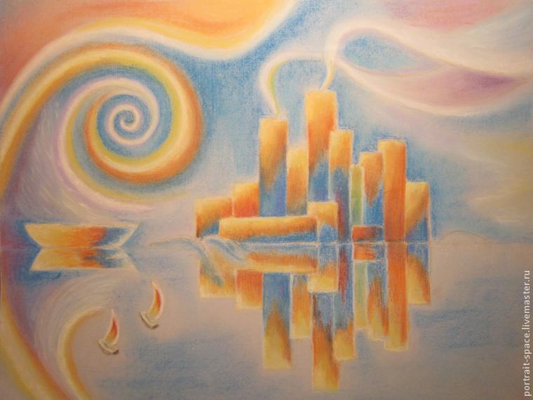 морской город