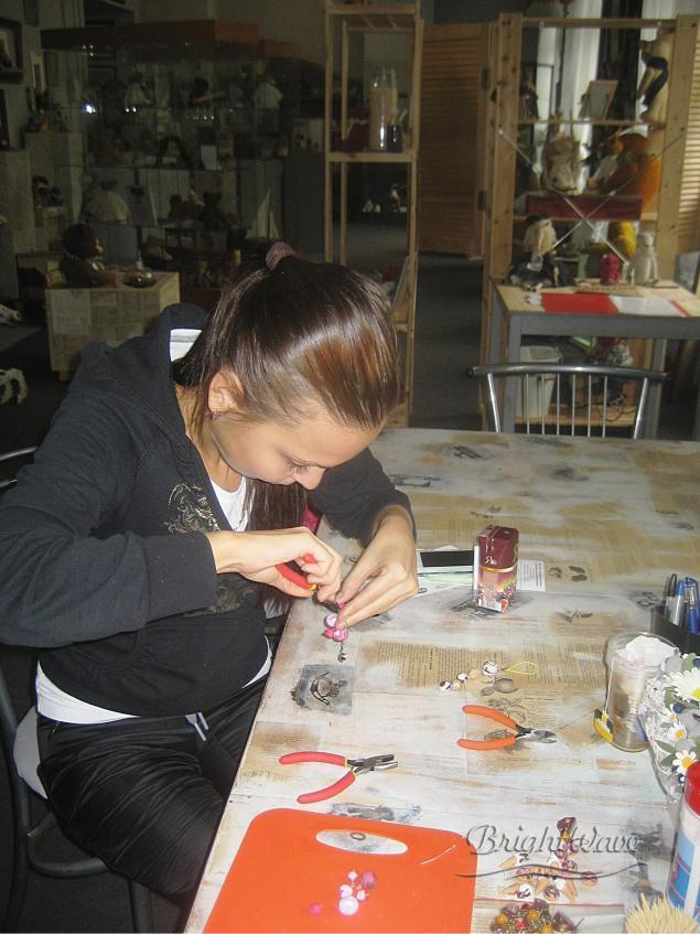 обучение лепке, мастер-классы москва