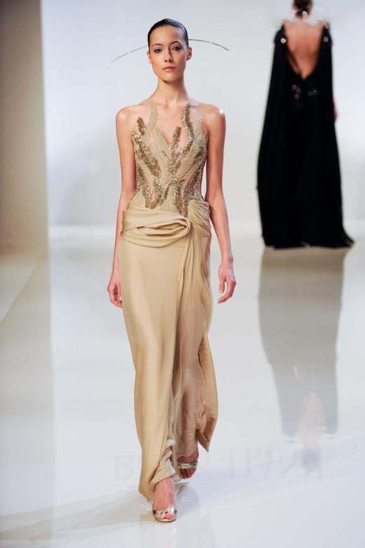 Dilek Hanif Haute Couture весна-лето 2014, фото № 23
