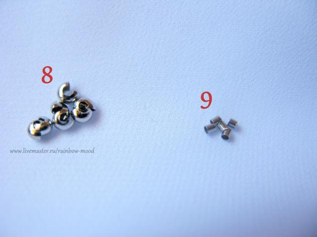 Создаем браслет «Лесной вальс», фото № 2