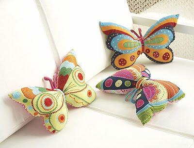 Бабочки как элемент дизайна интерьера, фото № 35
