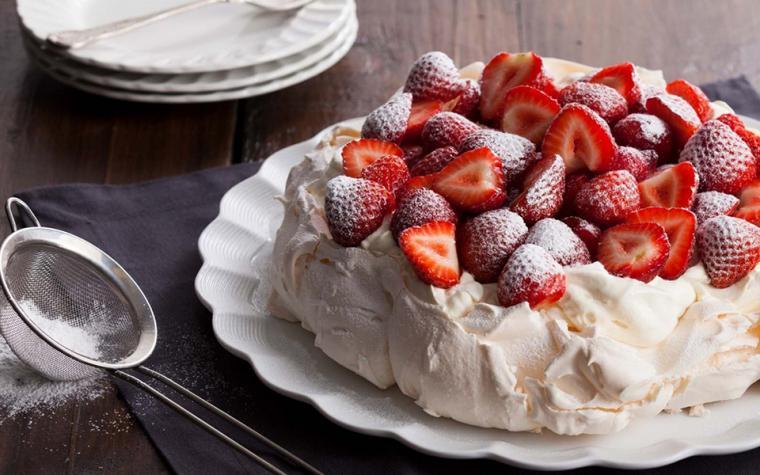 Пирожное анна павлова рецепт с фото