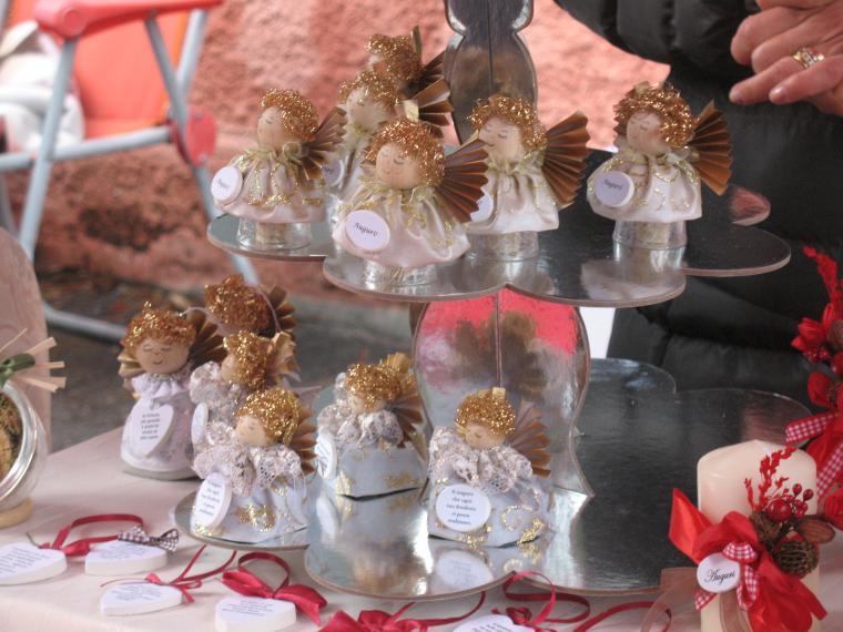 Рождественская рукодельная ярмарка в Санта-Мария-Маджоре, фото № 45