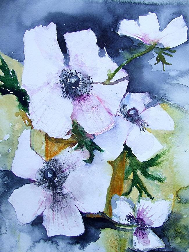 войлок, валяние для начинающих, felting, цветы
