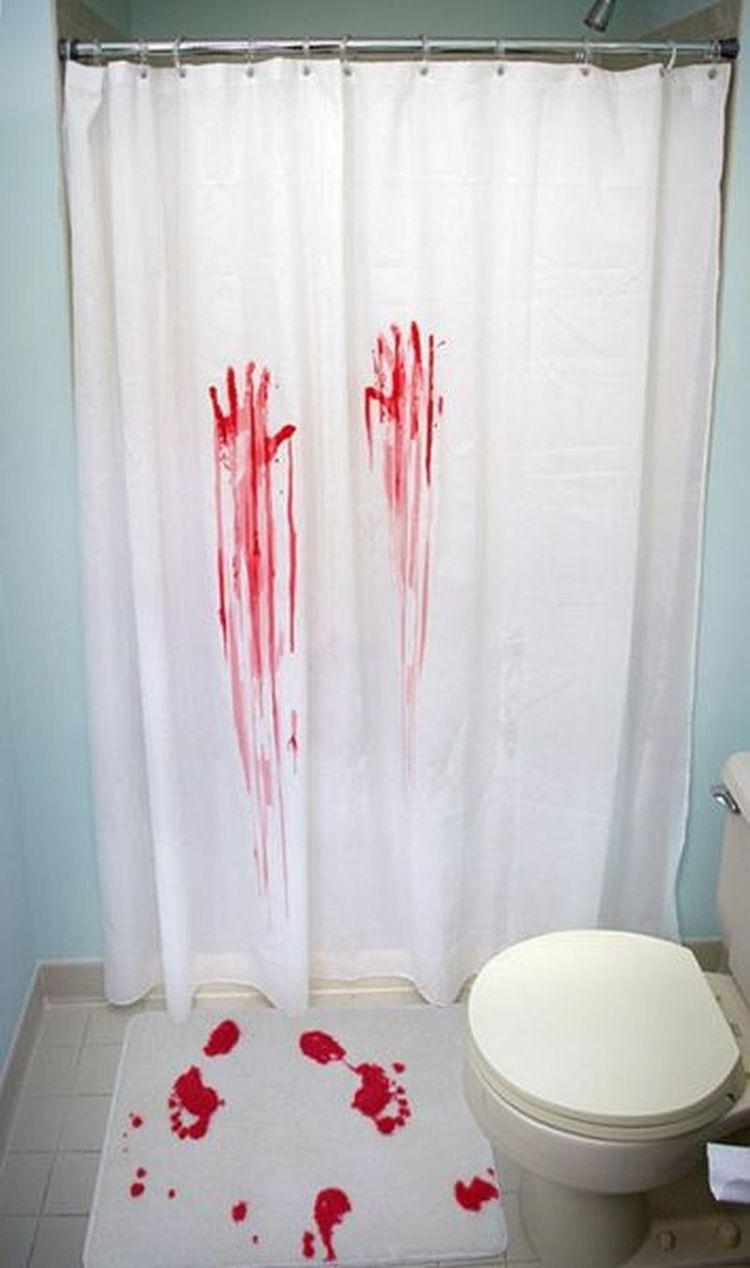 Идеи шторы для ванной комнаты фото