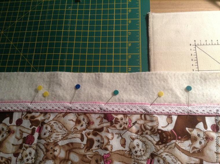 Шьем двустороннее байковое одеялко за 20 минут, фото № 19