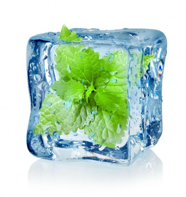 Косметический лед для лица: публикации и мастер-классы