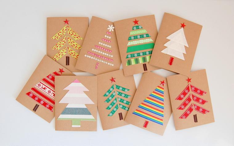Подарок своими руками на рождество просто