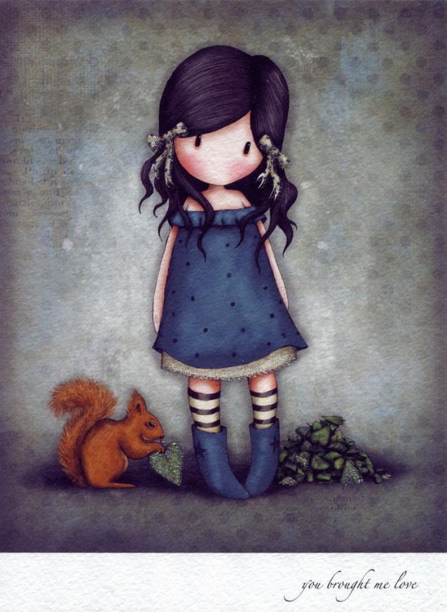Куколки Сьюзен Вулкотт, фото № 7