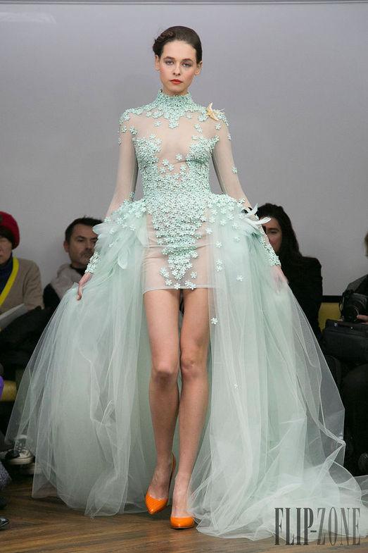 Tony Yaacoub Haute Couture весна-лето 2014, фото № 5