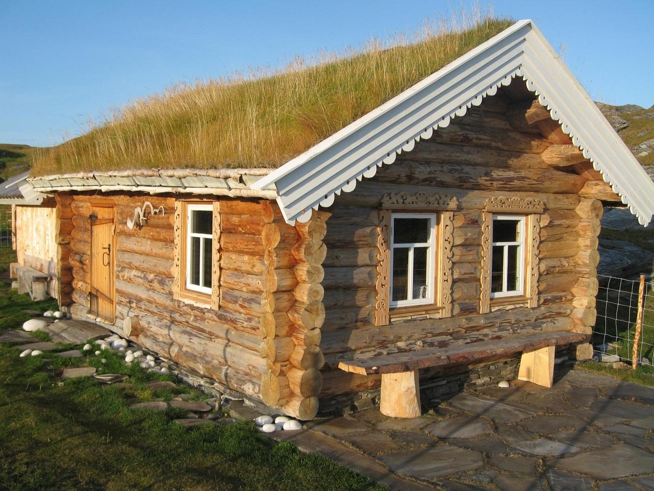 Поэтапное строительство дома из бревен. БориСтрой -…