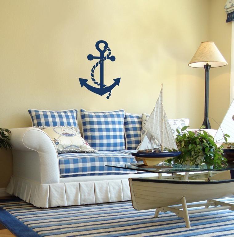 Всё для интерьера в морском стиле
