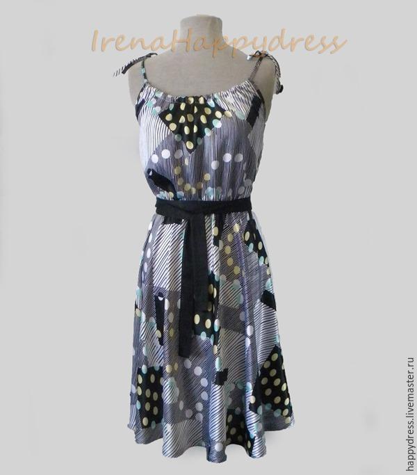 пошив платья своими