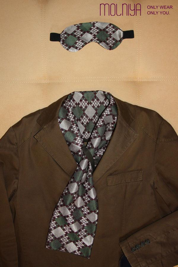 шарф, женский шарф, деловой стиль