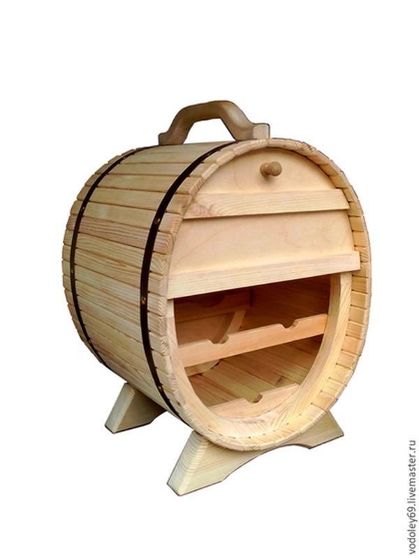 заготовки из дерева, подставка для бутылок