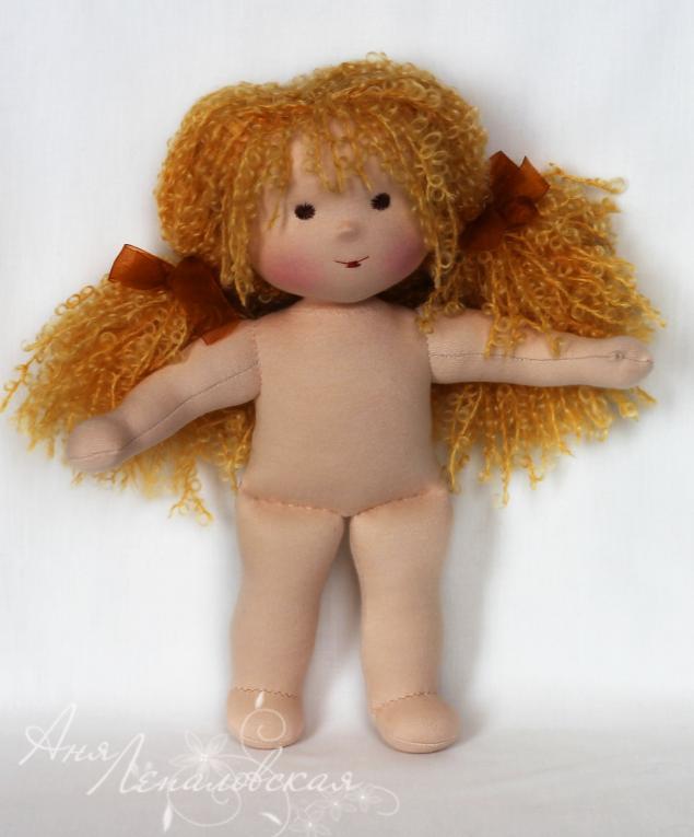 Куклы мастер классы и идеи