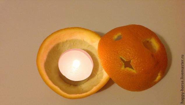оранжевый, идеи для дома, украшение ручной работы