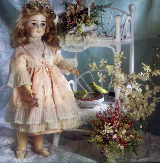 Картинки куклы в старину