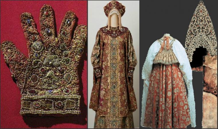 C 17 века этот вид рукоделия