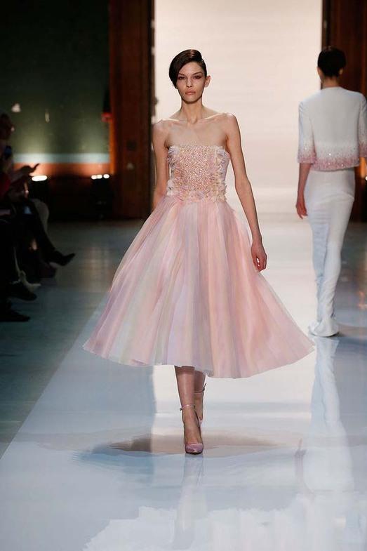 Georges Hobeika Haute Couture весна-лето 2014, фото № 15