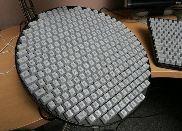клавиатура китайская