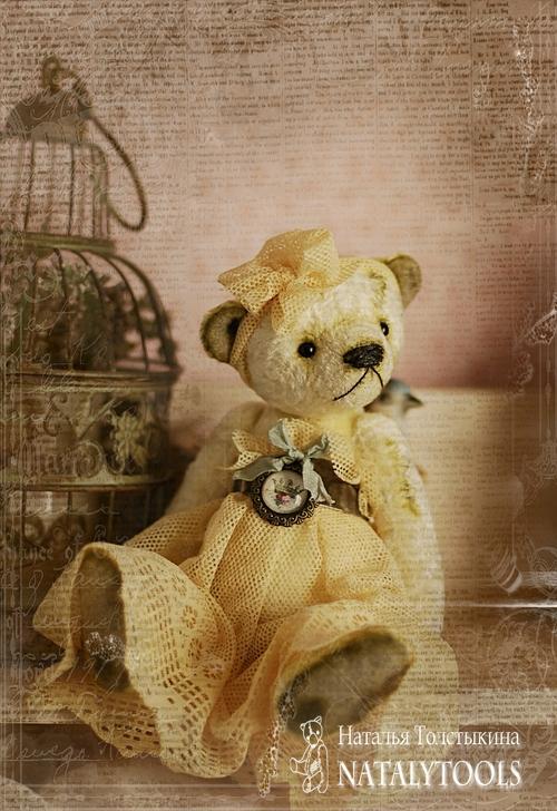 приз, плюшевый мишка