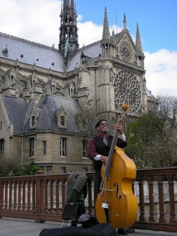 Весенний Париж, дыхание теплого ветра, фото № 16