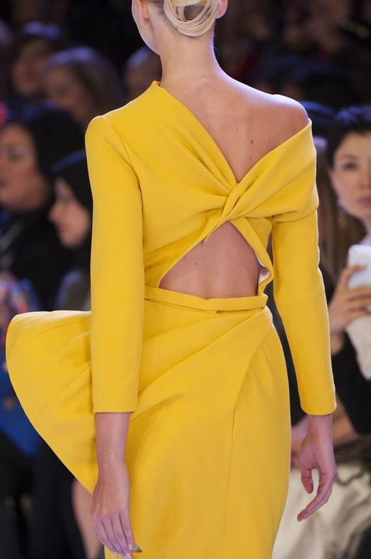 Stephane Rolland Haute Couture весна-лето 2014, фото № 74