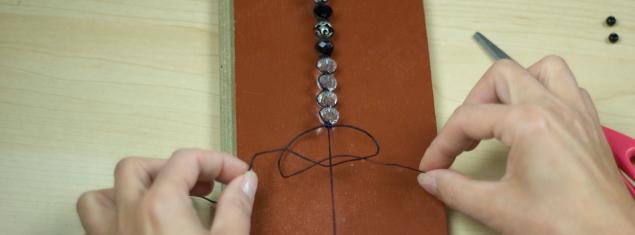 Мк по плетению браслетов из резинок