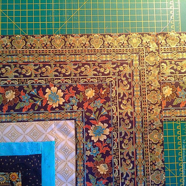 лоскутное шитье ткань