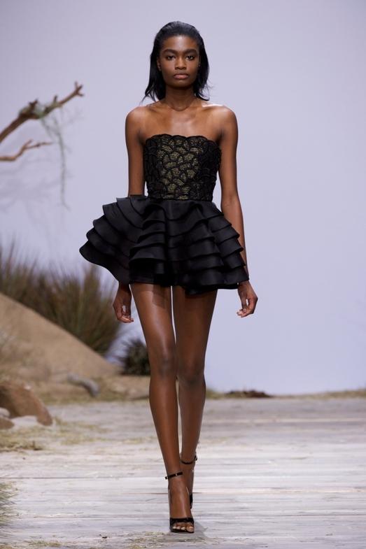 Zuhaitz Haute Couture весна-лето 2014, фото № 3