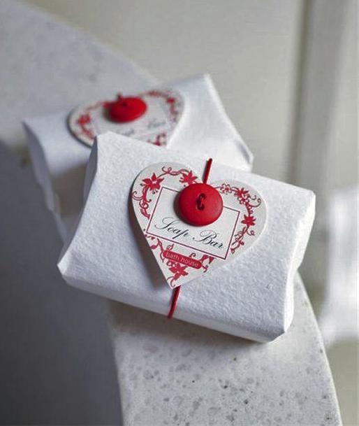 Влюбленное сердце. Оригинальные идеи упаковки подарка., фото № 6