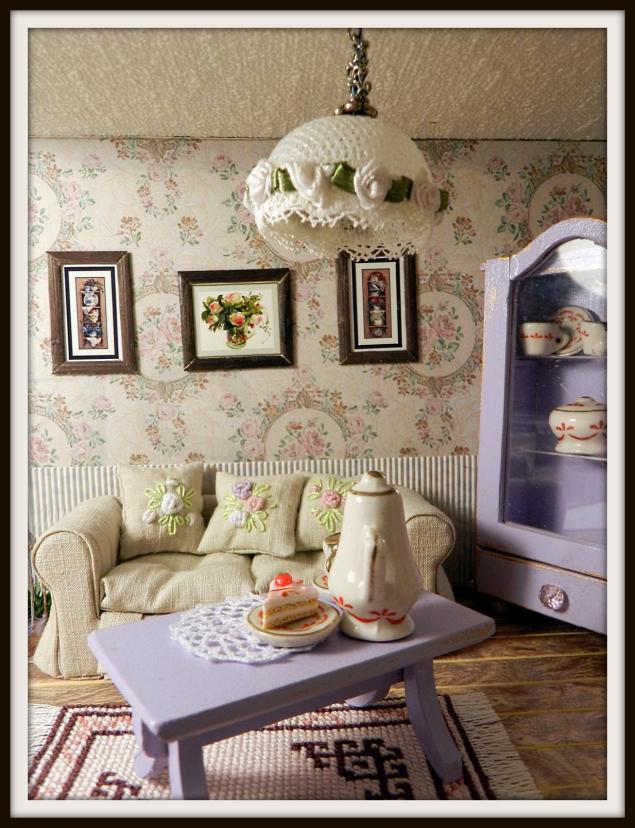 Кукольный дом. Двухкомнатный коттедж., фото № 13