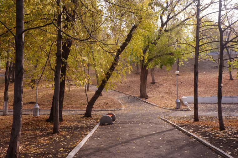 Осенние самарские прогулки - фотоотчет, фото № 1