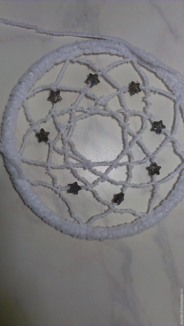 плетение, новый год