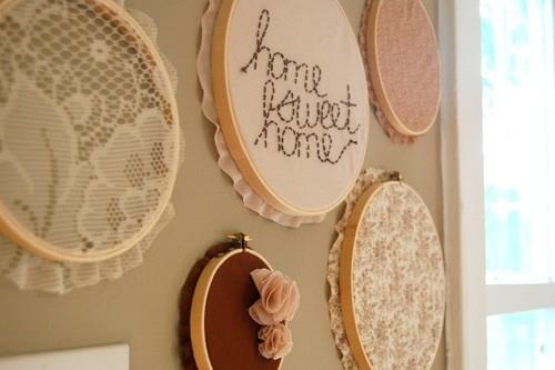 Декор для ситцевой свадьбы своими руками