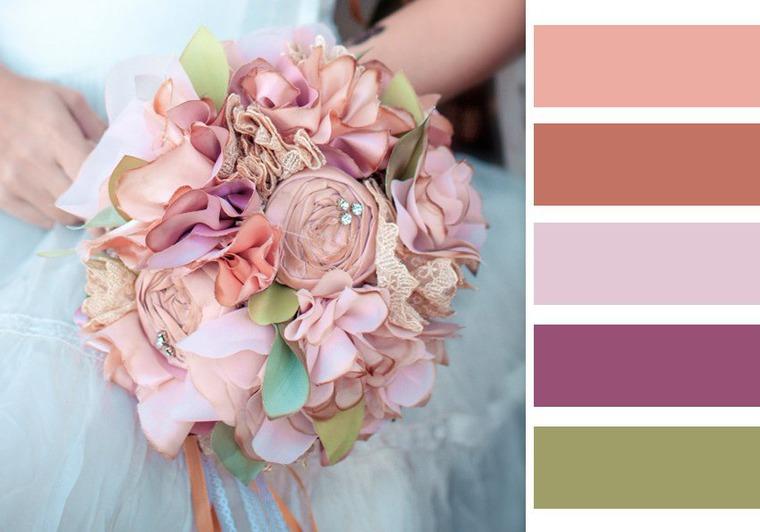 Цвет пыльной розы с чем сочетать в одежде фото