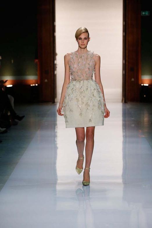 Georges Hobeika Haute Couture весна-лето 2014, фото № 1