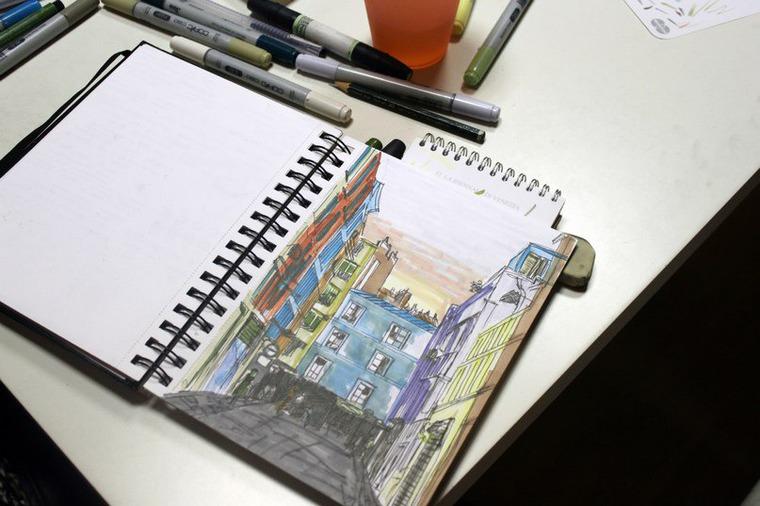 арт-студия, рисование