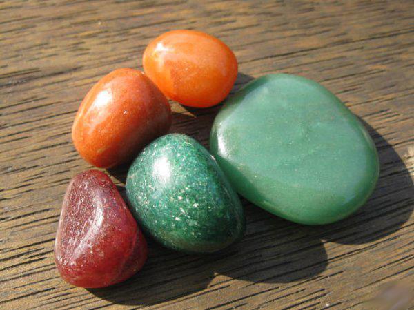 натуральные камня