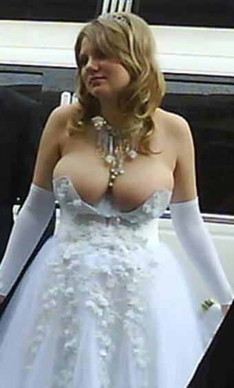 Фото в развратных платьях