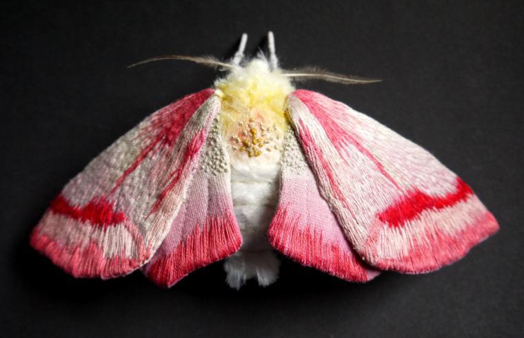 Текстильные шедевры, или Бабочки как источник вдохновения, фото № 31