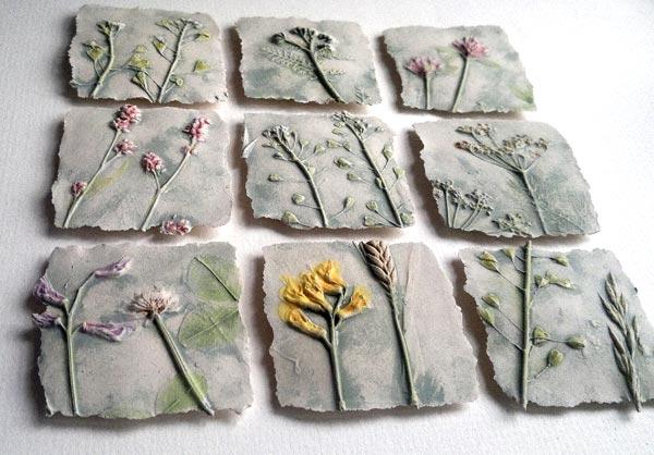 Флористическая керамика Sue Dunne Ярмарка Мастеров